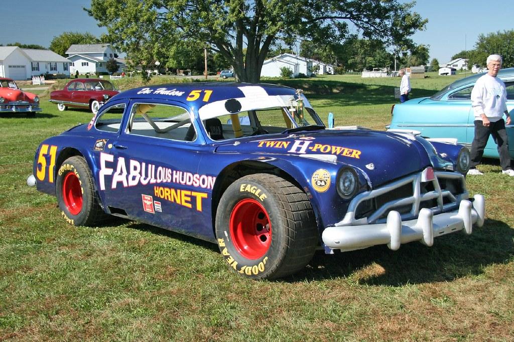 The Fabulous Hudson Hornet Rides Again D Miller Flickr