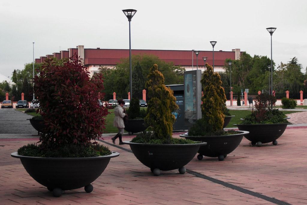 Centro Comercial Alcala Decorado Paredes