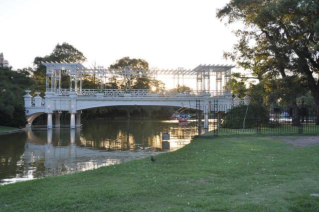Greek Bridge Buenos Aires Botanical Garden Flickr Photo Sharing