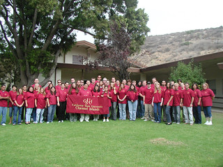 Group photo at Student Orientation 2003 | by California State University Channel Islands
