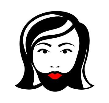 dibujo mujer barbuda s ntesis de una mujer barbuda