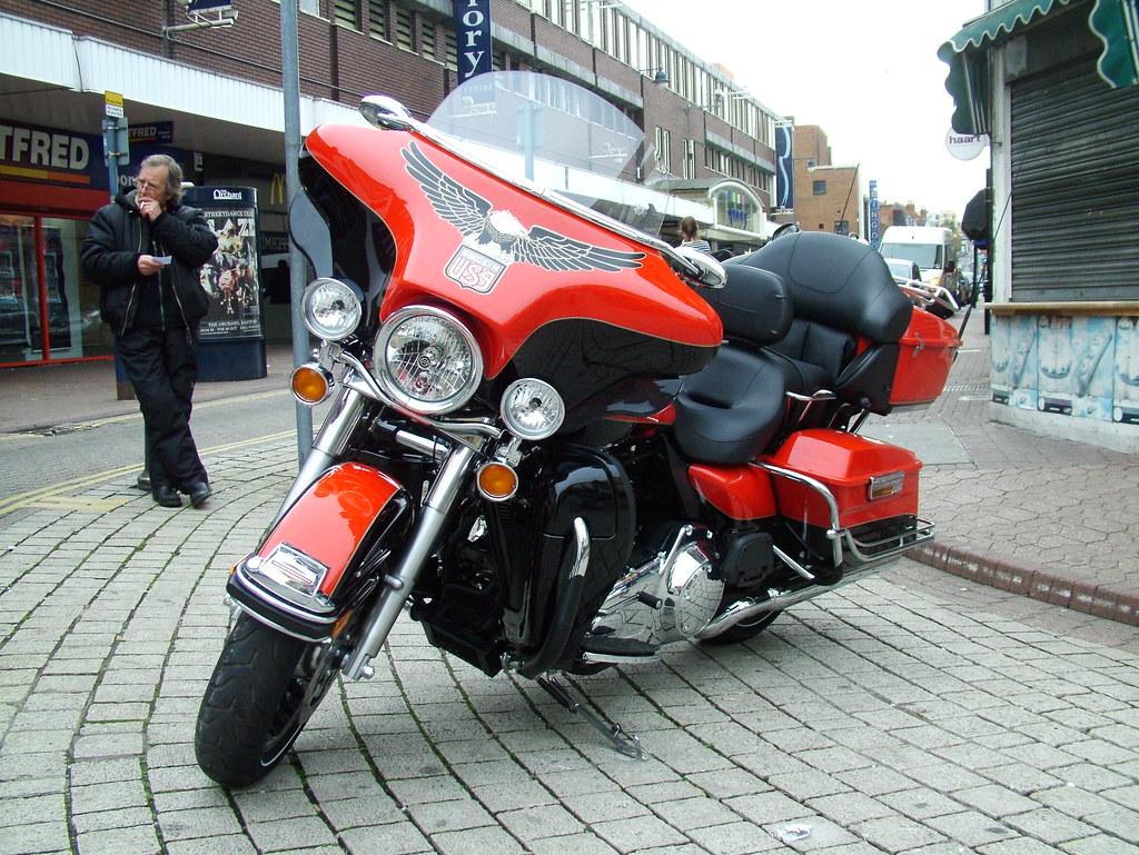 Harley Davidson Flhtk Limited