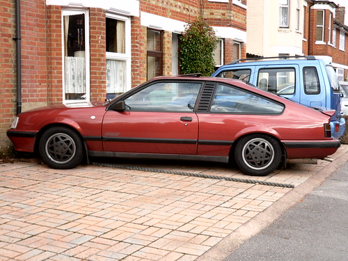 1986 opel monza gse coupe flickr photo sharing. Black Bedroom Furniture Sets. Home Design Ideas