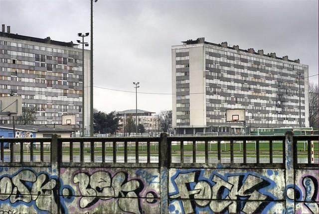 Mulhouse Ville Plus Dangereuse France