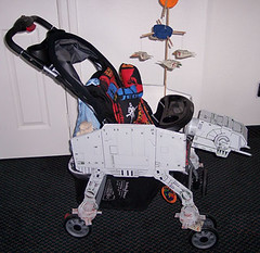 AT-AT Baby Stroller 1 | by The Official Star Wars