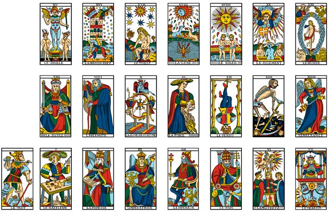 92f39b47a5128e Tarot de Marseille by Camoin   Jodorowsky   This is the rest…   Flickr