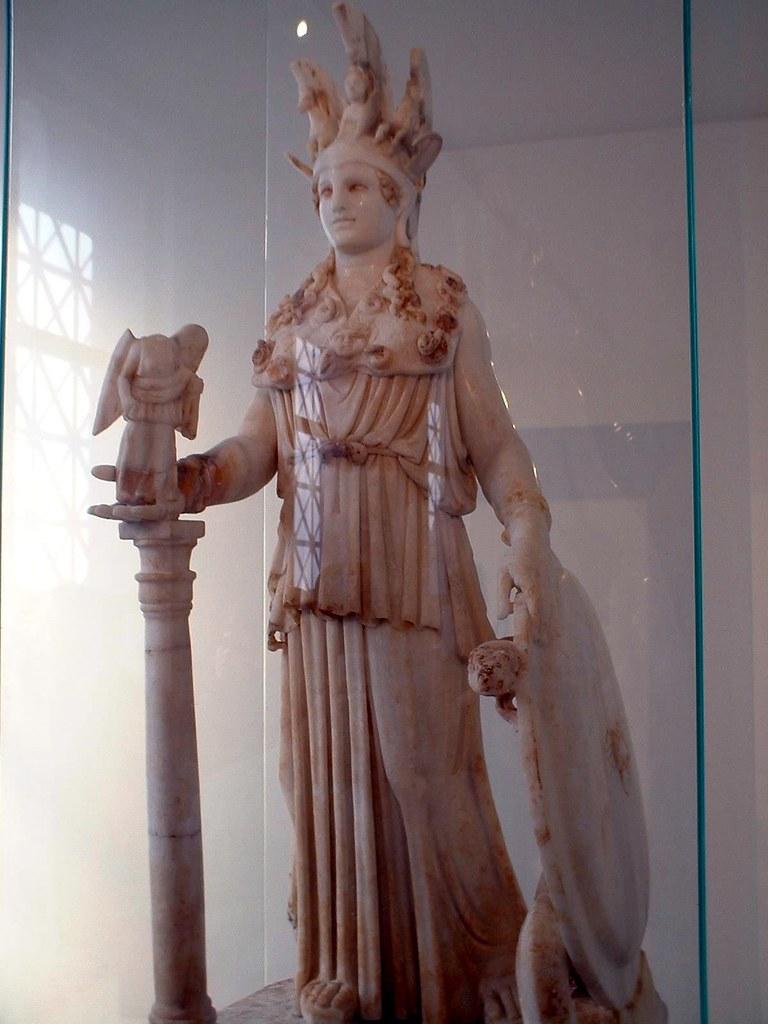 Афины и афина