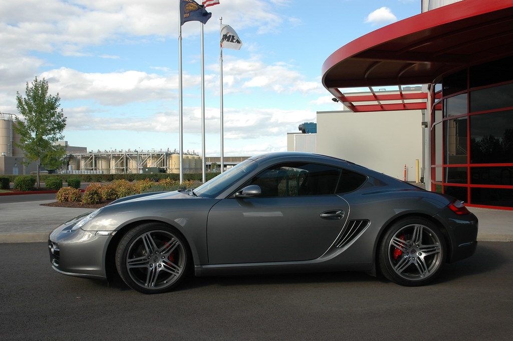 2007 Porsche Cayman S Jeremy Flickr