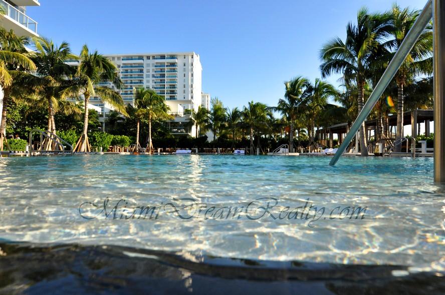 W South Beach Swimming Pool W South Beach Swimming Pool