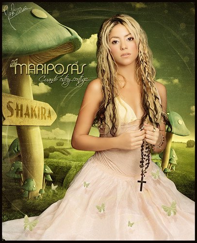 Mariposas [Shakira] | Flickr - Photo Sharing! Shakira