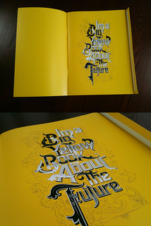 BIG YELLOW BOOK ABOUT THE FUTURE! | by LikeMindedStudio.com
