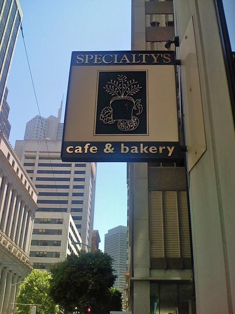 Specialty Cafe San Diego
