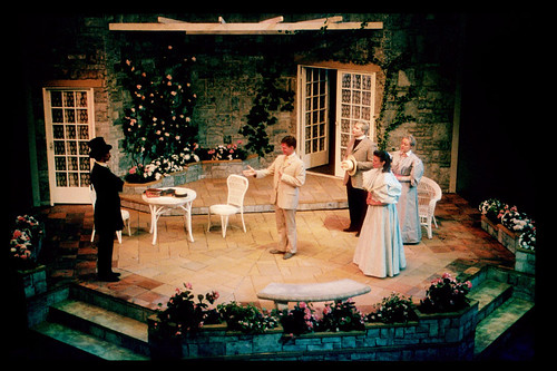 The importance of being earnest act ii flickr photo for The importance of landscaping