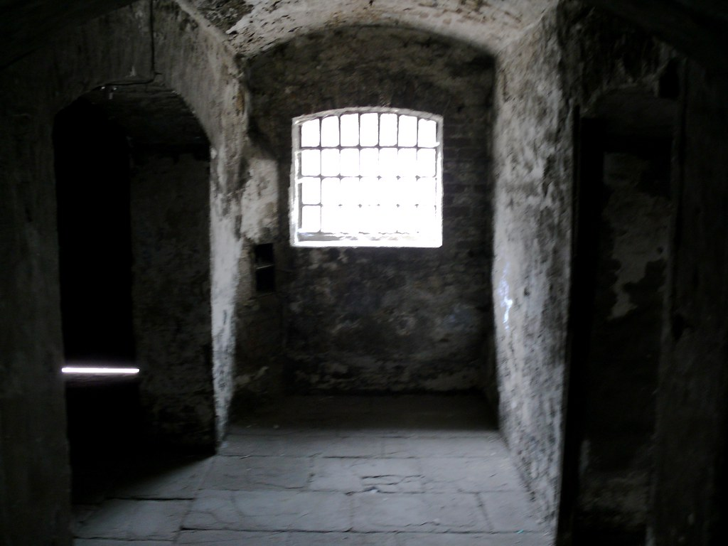 Old Dungeon Cell | Ben Carlisle | Flickr