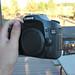 Canon 40D Front