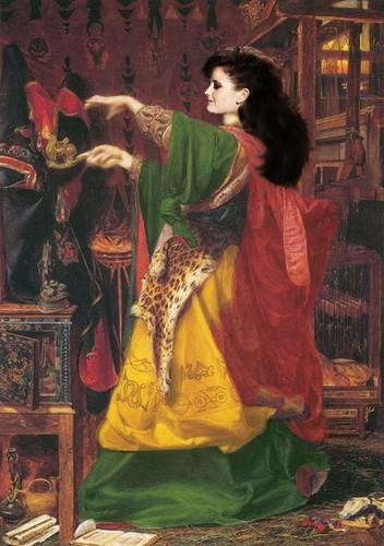 Eva Green Morgan Le Fay Eva Green Photoshopped Onto Pre