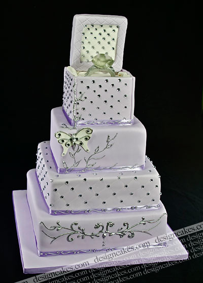 Diamond Ring Cake Pan