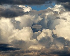 Cloud | by Clyde Barrett