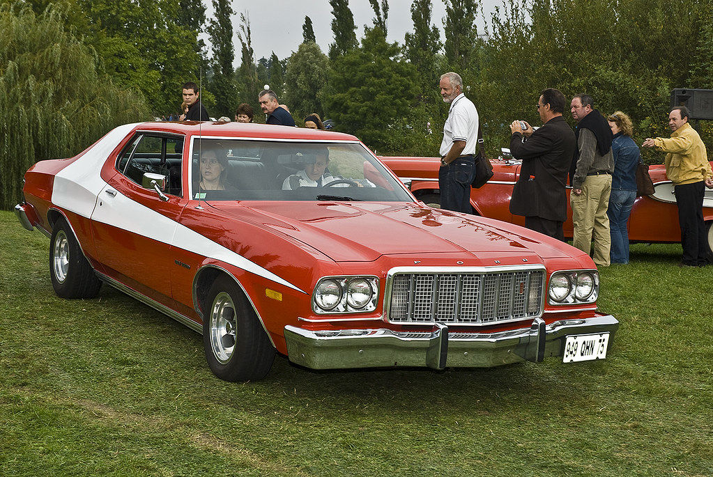 New Ford Torino >> 1974 Ford Gran Torino | Starsky & Hutch style | Flickr