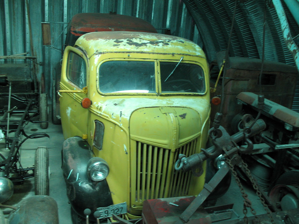 Ford Truck Pictures >> 1947 ford coe truck   47 ford coe cab over engine truck   Roger Heinbach   Flickr
