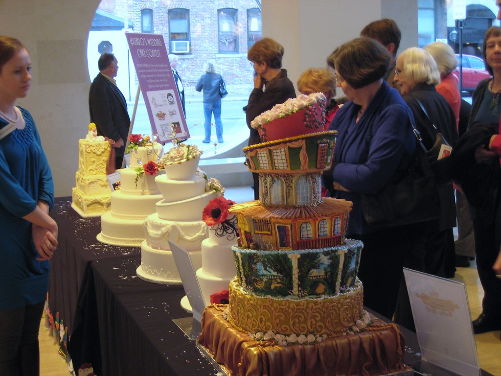 Project Wedding Cake