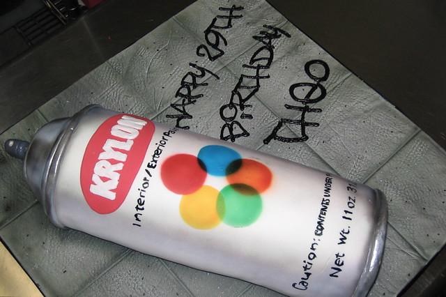 Happy Birthday Rodney Cake