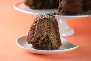 Banana Nutella Bundt - I Like Big Bundts | by Food Librarian