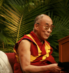 The Dalai Lama at Smith College | by WNPR - Connecticut Public Radio