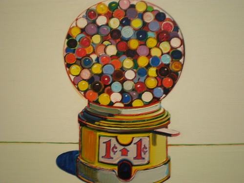 Education For Cake Artist : Wayne Thiebaud 1963  Jawbreaker Machine , Nelson-Atkins ...