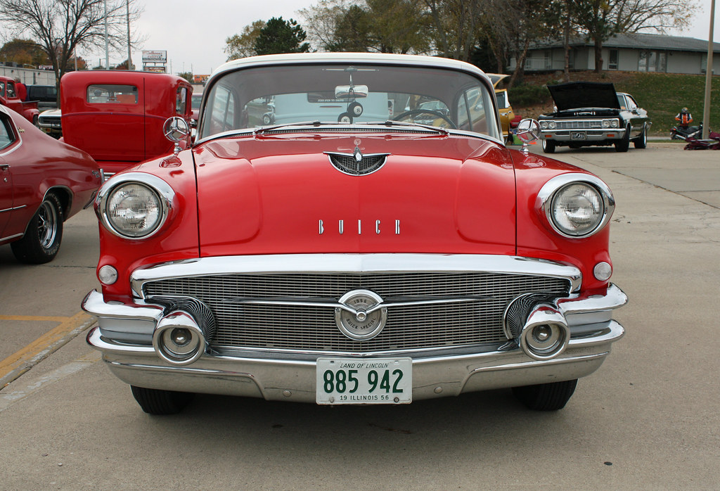 1956 buick special 2 door hardtop 2 of 17 photographed for 1956 buick special 2 door hardtop