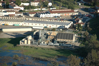 CSUCI Campus Power Plant from Round Mountain | by California State University Channel Islands