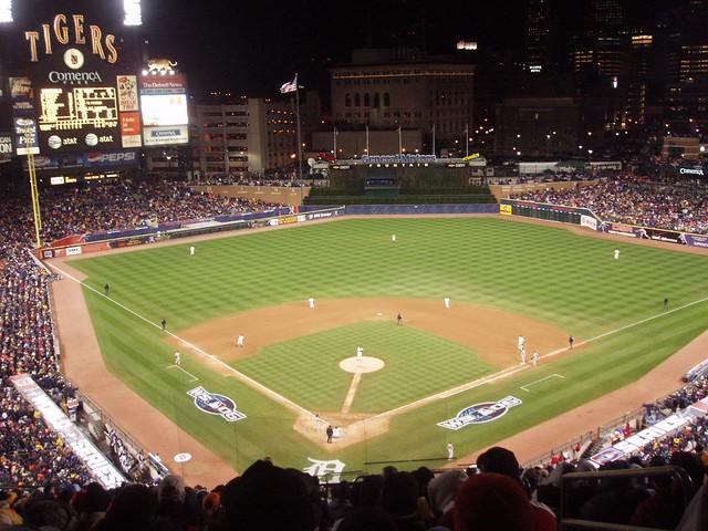 Ward 2006 World Series Game 2