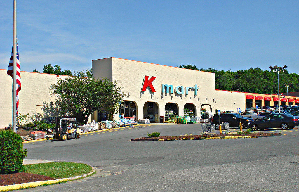 Kmart, Sears Joining Forces