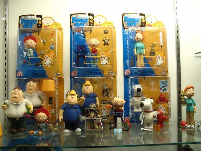 Family Guy Toys Toywiz : Family guy figures mezco william