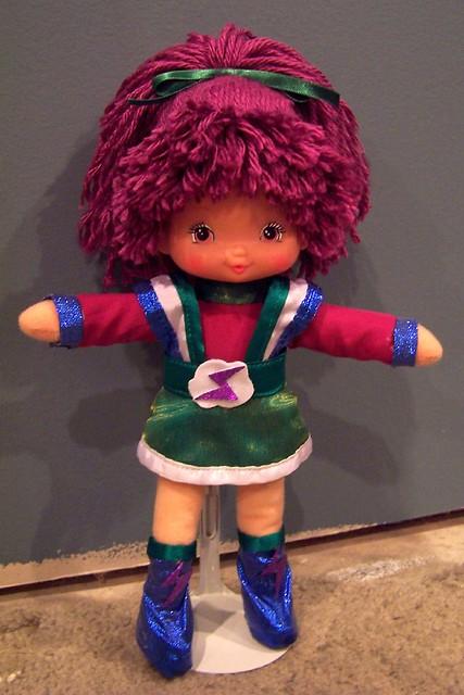 Rainbow Brite custom STORMY doll | This is a custom doll I ...