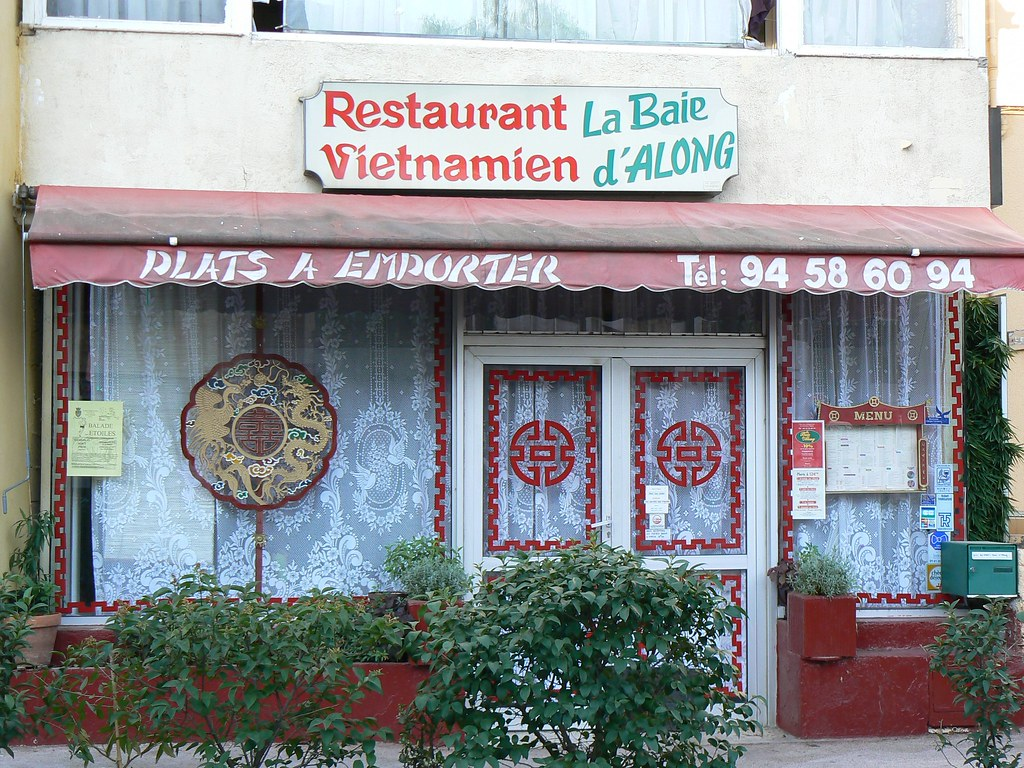Restaurant Vietnamien  Chemin De La Pagode  Marseille