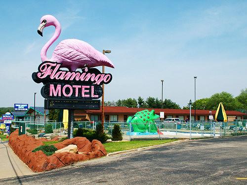 Motel  Wisconsin Dells