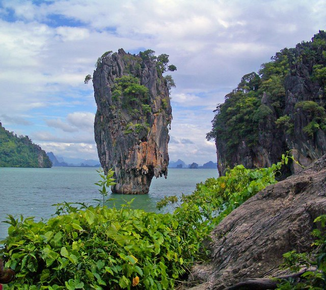 James Bond Island Canoe Tour