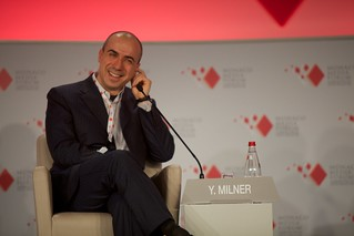 Yuri Milner at MMF'10 | by rsepulveda