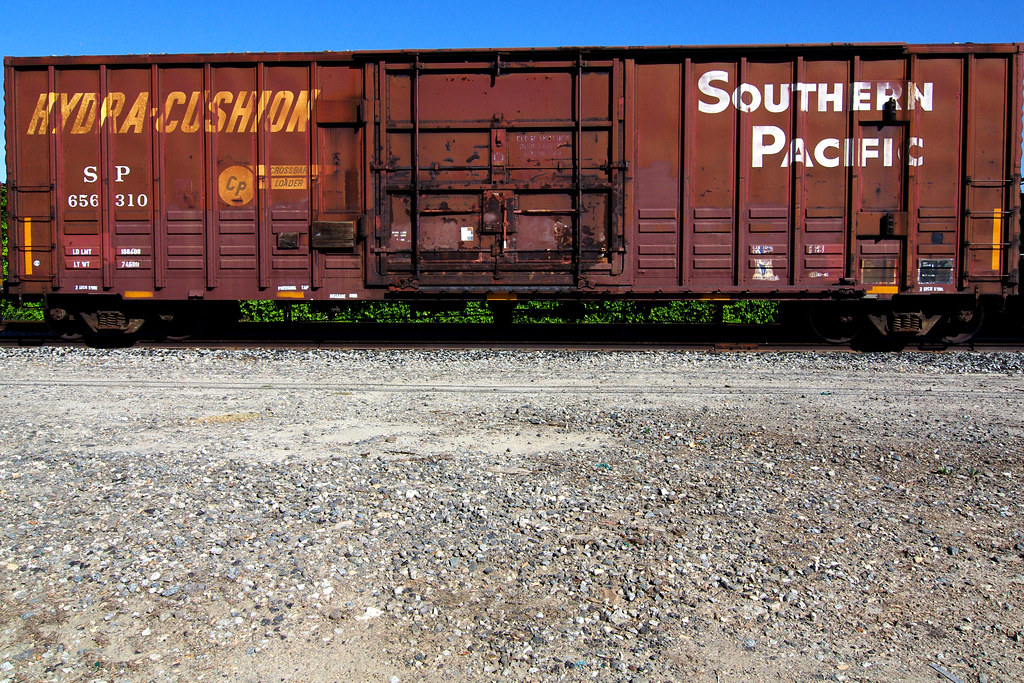 Sp 656310 Southern Pacific Hydra Cushion Equipped Box