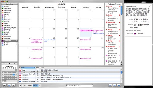 my ical synced with google calendar i use igtd to manage m flickr. Black Bedroom Furniture Sets. Home Design Ideas