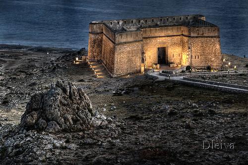 Castillo de guardias viejas - El ejido almeria ...