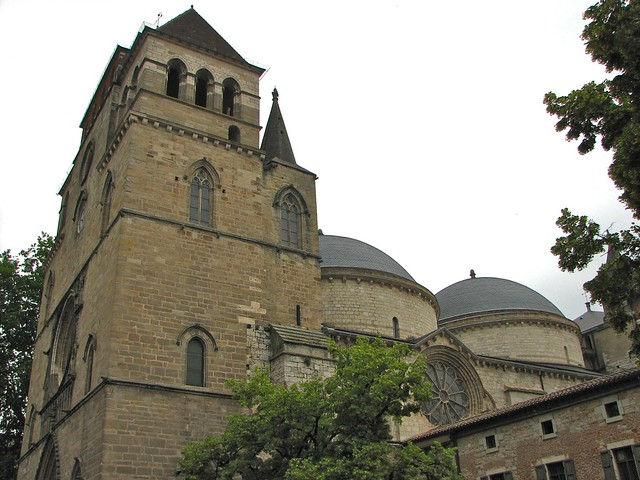 Cath drale st tienne de cahors 4 flickr photo sharing - Cathedrale saint etienne de cahors ...