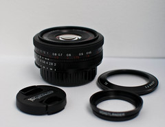 the Voigtländer 40mm f/2 Ultron