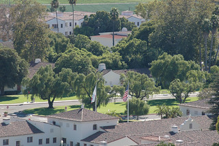 Campus Mall from northeastern hill | by California State University Channel Islands