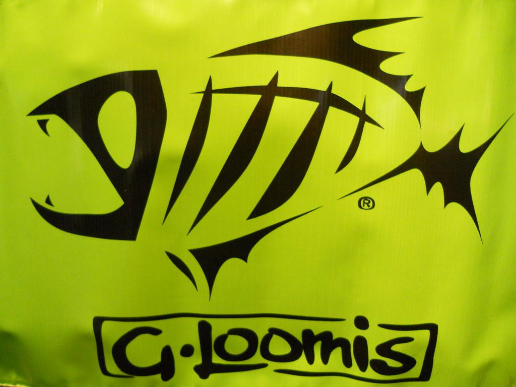 G loomis fish logo backwater angler flickr for G loomis fish