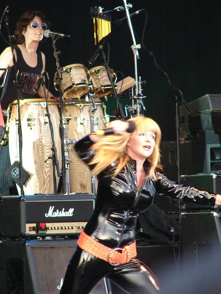 Toyah Wilcox Little Toyah Looking Good At 49 Live At