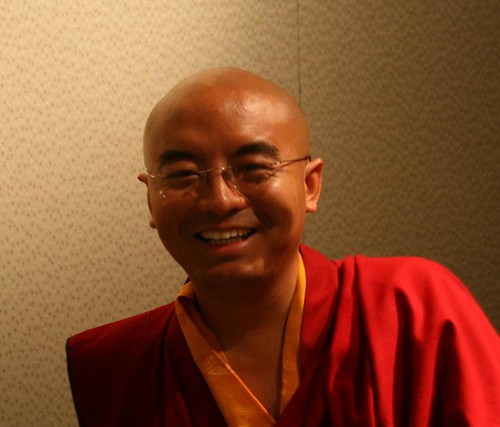 Yongey Mingyur Rinpoche, August 10, 2007 | by WNPR - Connecticut Public Radio