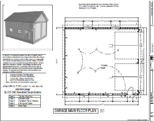 Sheds plans online guide 30x40 garage plans for 30x40 garage layout