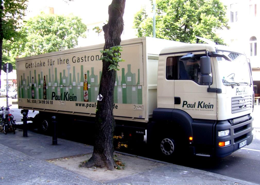 Transport für die Gastronomie ... | bayernernst | Flickr